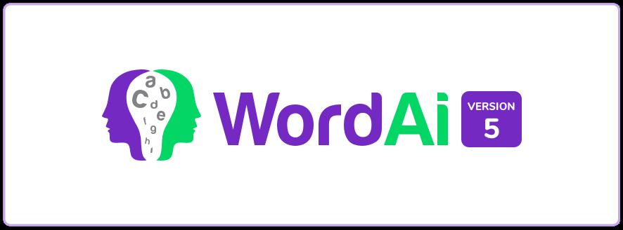 WordAi Version 5 Logo